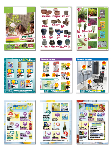 Magazines - Annual Reports - Product Catalogs - Books