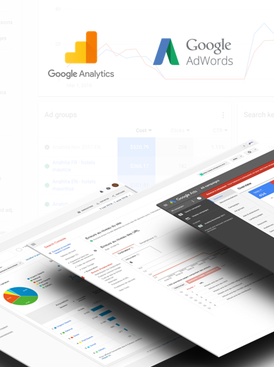Web Marketing / Analytics
